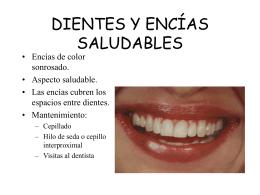 Salud Dental - Gobierno de Canarias