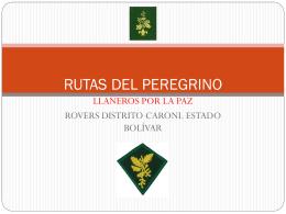 RUTAS DEL PEREGRINO.PLAN DE ACCIÓN (2323456)