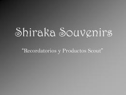 Descargar presentación SHIRAKA