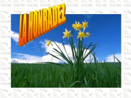Tema 08 - Honradez