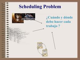 Problemas de asignación de tareas