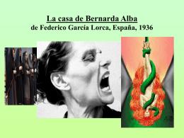 La casa de Bernarda Alba (1936)