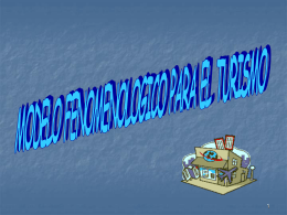Diapositiva 1 - TURISMO Y PATRIMONIO