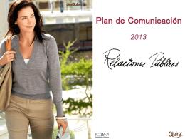 objetivo de comunicación