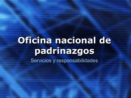Servicios_padrinos - ALDEAS INFANTILES MÉXICO