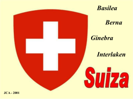 Suiza - Juan Cato