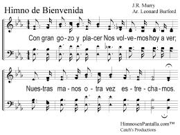 Himno de Bienvenida 1