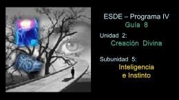 ESDE - Centro de Estudios Espiritas Sin Fronteras