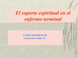 La dimensión espiritual