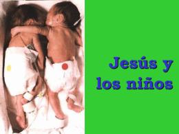 Jesús y los niños - seglaresclaretianos.org