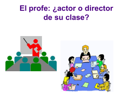 Cómo introducen los alumnos un nuevo tema?