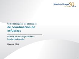 Manuel Jose Carvajal