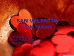San Valentín - IES Dolmen de Soto