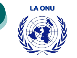 LA ONU - aprendeconomia