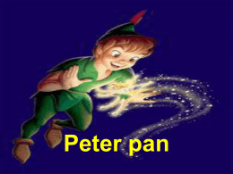 Peter pan - WordPress.com
