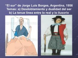 El sur pp por Borges