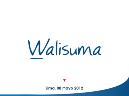 Álvaro Montes – WALISUMA