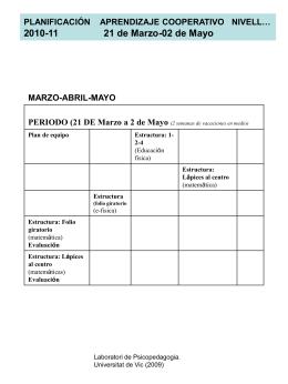 plan del equipo - B06 ELKARBIZITZA WIKIA