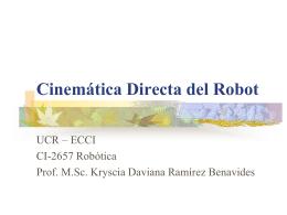 CinematicaDirectaRob.. - M.Sc. Kryscia Ramirez
