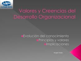 DOUNESR - desarrolloorganizacional