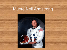 Muere Neil Armstrong