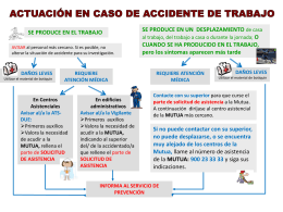 Qué hacer en caso de accidente de trabajo(227 kB.)