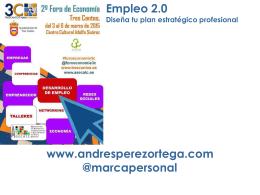 Empleo 2.0 por Andrés Pérez Ortega