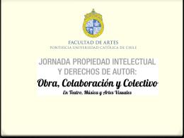 presentación 2 - Facultad de Artes UC