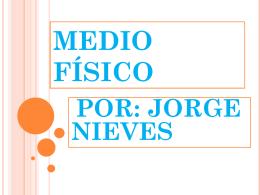 MEDIO FÍSICO