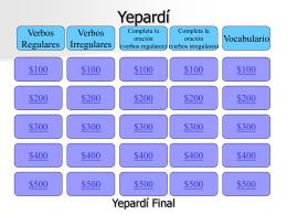 conjuga el verbo en el futuro