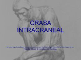 GRASA INTRACRANEAL