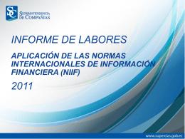 Presentación de PowerPoint - Superintendencia de Compañías