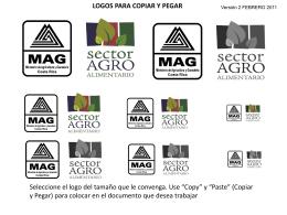 Logotipos para copiar y pegar SENASA-MAG