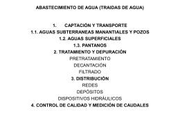 Ciclo del agua, PowerPoint