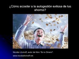 Diapositiva 1 - Nicolás Litvinoff