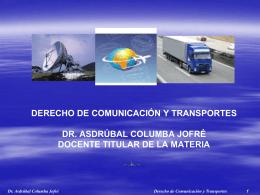 Tema 07 - LLOYD AEREO BOLIVIANO.