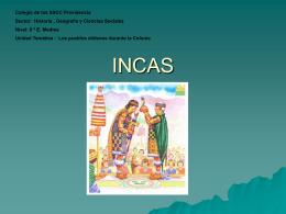 Los Incas - SSCC Providencia