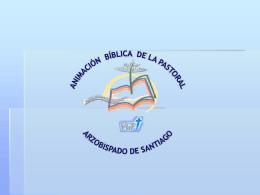 LECTIO DIVINA LECTURA ORANTE DE LA PALABRA