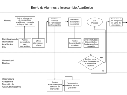 Procedimiento Gráfico de Envío de Alumnos (Powerpoint)