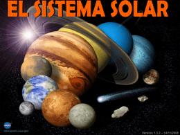 El Sistema Solar - Agrupación Astronómica de Málaga SIRIO