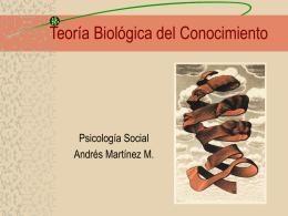 teoria-biologica-del-conocimiento