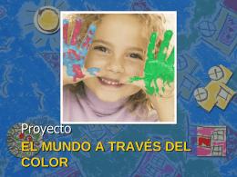 El mundo a trevés del color