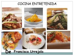 Diapositiva 1 - Francisca Urrejola