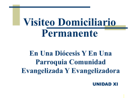 visiteo permanente - Parroquia del Espíritu Santo y Santa María de