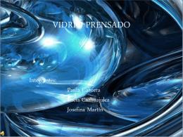 VIDRIO PRENSADO - 4055-T9-2