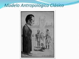 Modelo Antropológico Clásico