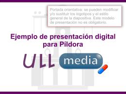 Parte 2. Orientaciones para el diseño de la presentación digital
