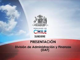 Objetivos de Chile Indica