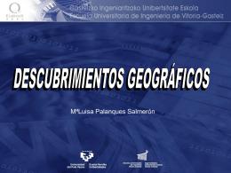 3.descubrimientos geográficos y la evolución de la cartografía