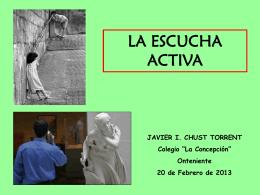 INTELIGENCIA EMOCIONAL - Colegio La Concepción